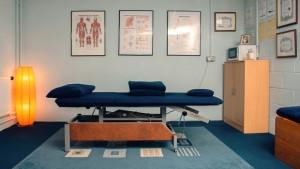 Muscle Clinic Plymouth Massage Room