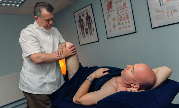 Muscle Clinic Plymouth Sports Massage