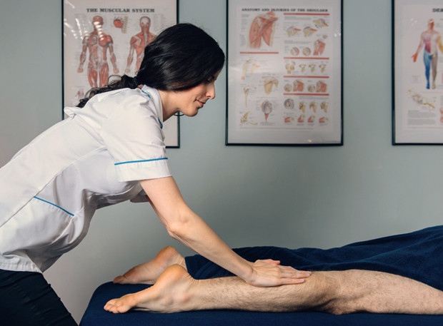 Muscle Clinic Plymouth event workplace Massage