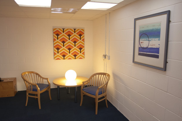 Muscle Clinic Consultation Area