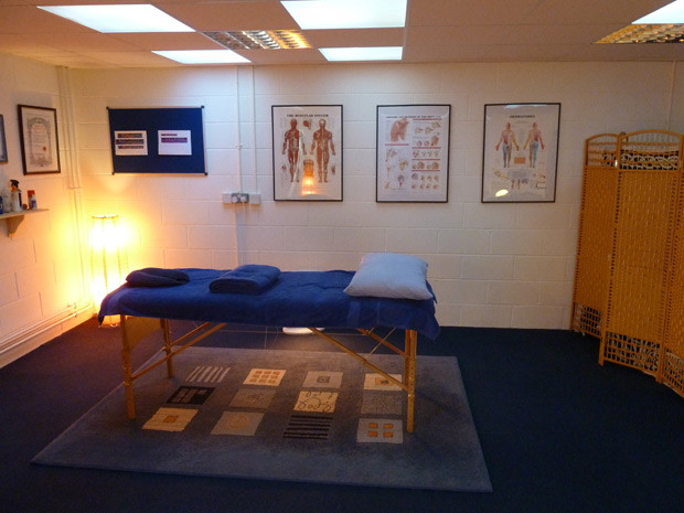 Muscle Clinic Remedial Massage Couch