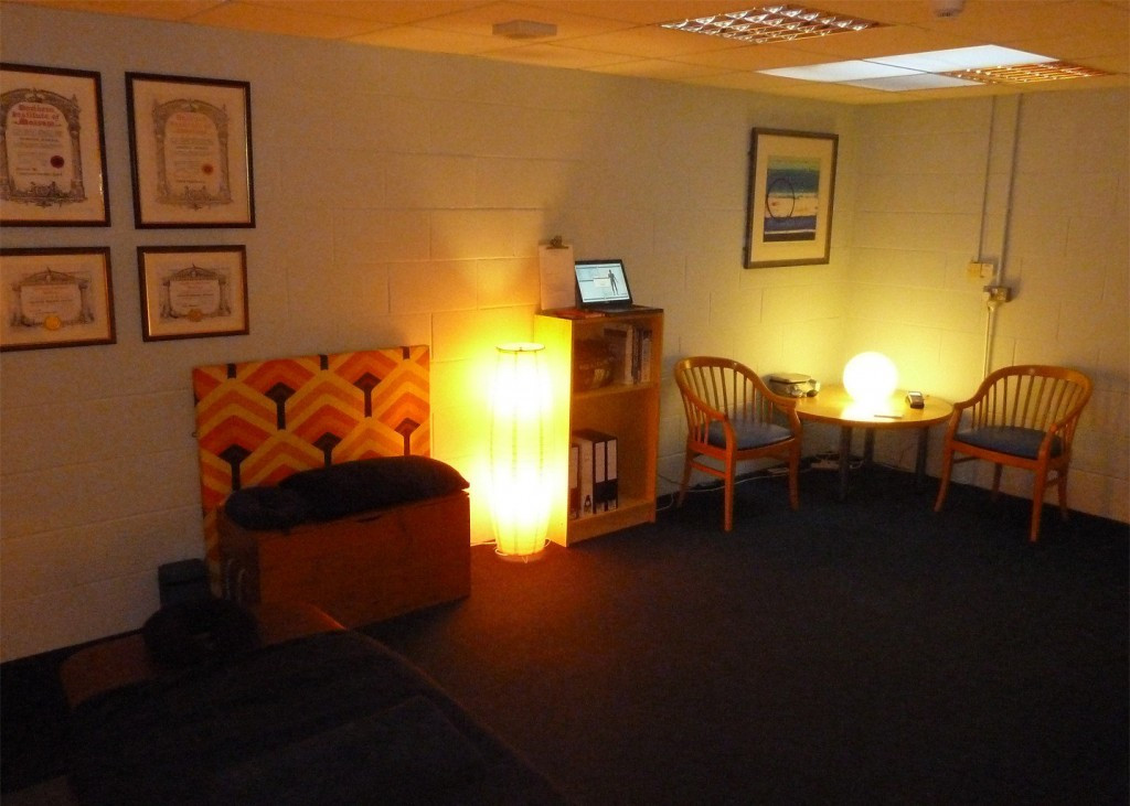 MuscleClinic Consultation Area
