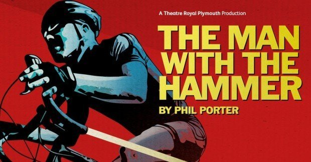 the man with the hammer theatre royal plymouth cycling physio massage