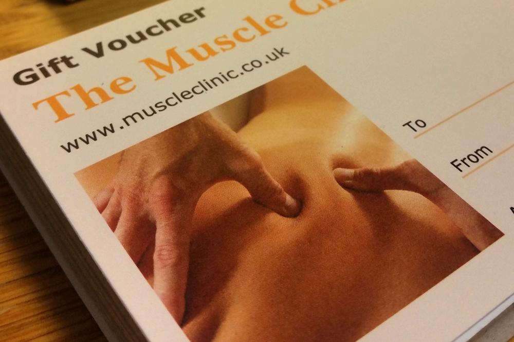 massage gift voucher plymouth